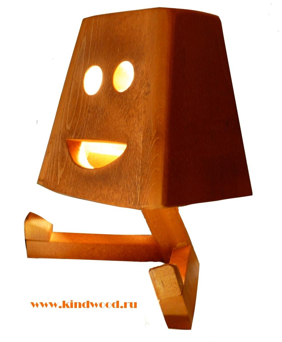 """Веселая лампа """"Арт-3"""""""